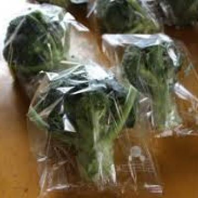 Túi bảo quản súp lơ, bông cải xanh